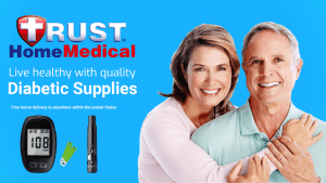 trust home medical | diabetic supplies